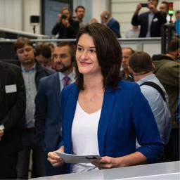 Moana Stumpf - Heidelberger Druckmaschinen AG - Heidelberg