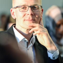 Dr. Tobias Ernst - Kiron Open Higher Education gGmbH - Berlin