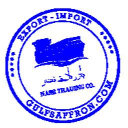 SEYED MOHAMAD ALI HASHEMI - NASR TRADING CO.LTD - Shiraz