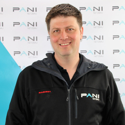 Pascal Weber - PANI Netzbau AG - Wohlen AG
