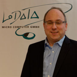 Jens Schiess - LODATA Micro Computer GmbH - Willich