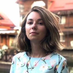 Siryk Kate - Initreon - Khmelnitskiy
