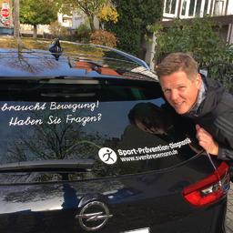 Sven Bresemann - Sport-Prävention-Diagnostik - Rudolstadt