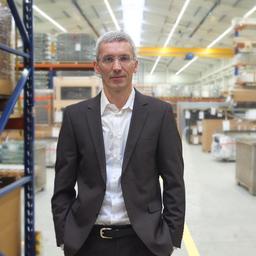 Jürgen Meister - Logwin Solutions Network - Nürnberg