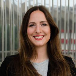 Aline Stohler - Online Marketing AG - Zürich