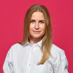Maria Baek Andersen - Mercuri Urval GmbH - Hamburg