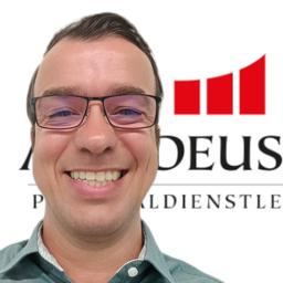 Jakob Fischer - Amadeus FiRe AG – Zeitarbeit, Personalvermittlung, Interim Management - München