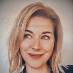 Janine Kielon - Excellence AG - German Engineering - Hamburg