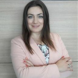 Nadia Dimova - Hewlett Packard Enterprise - Sofia