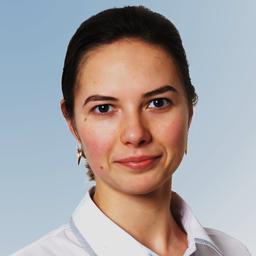 Evgenia Bakhcheva - FH Heilbronn - Ingolstadt