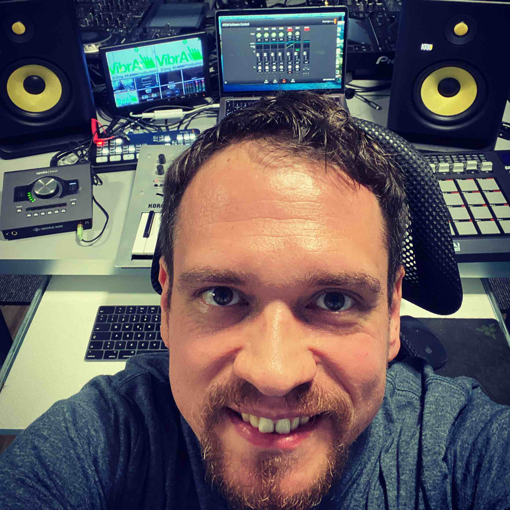 Kucher: Marc Kucher - Schulleiter - VibrA School Of DJing Ulm
