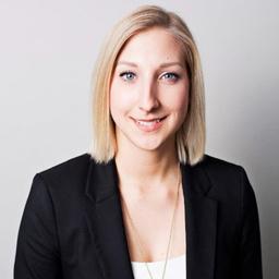 Magdalena Mährlein - SThree GmbH - München