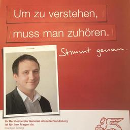 Stephan Schirgi Kundenberater Im Aussendienst Generali