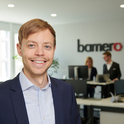 Fabian Meisinger - bamero AG - Konstanz