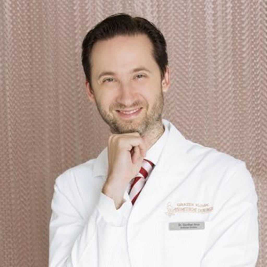 Dr Gunther Arco ärztlicher Leiter Der Grazer Klinik Für