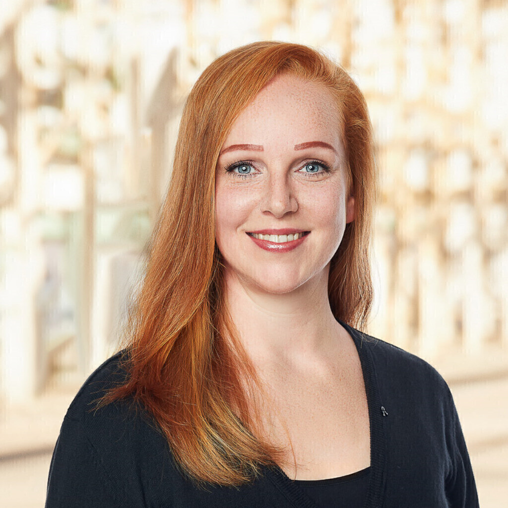 Michelle Templin - Assistentin der Geschäftsführung
