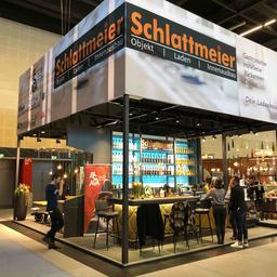 Lutz Schlattmeier - Schlattmeier hochwertiger Ladenbau und Objekteinrichtungen