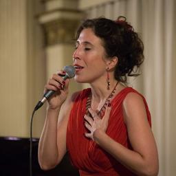 Gundula Braum - Sängerin, Sprecherin - Mainz
