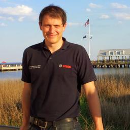 Stefan Burkard - Robert Bosch Automotive Steering GmbH - Bamberg