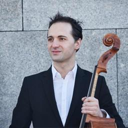 Yann Merker - Yann Merker - Cellist - Berlin