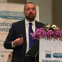Oliver Marc Schaetzle - HERE Technologies (BMW AG, Daimler AG, Audi AG/VW Group) - Singapur
