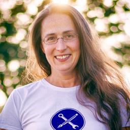 Elisabeth Strassert - Textmechanikerin Elisabeth Strassert - Laufen
