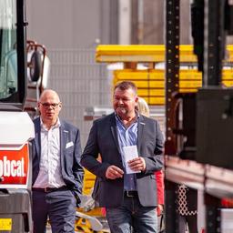 Karl-Heinz Strack - Giebels+Strack Baumaschinen GmbH - Weeze