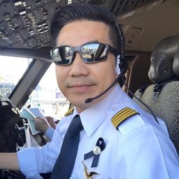 Hung Hai - Thai Airline - Istanbul