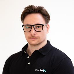 Sebastian Sieber - proMX GmbH - Nürnberg