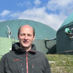 Frank Scholwin - Institut für Biogas, Kreislaufwirtschaft und Energie - Weimar