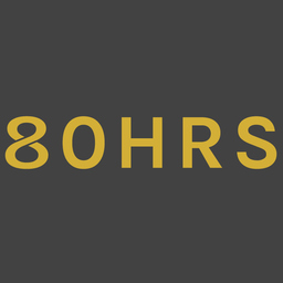 Eighty Hours Vitamins - 80HRS - Amsterdam