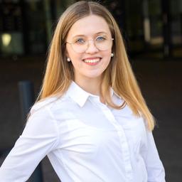 Hannah Marie Weissmann - Dr. Ing. h.c. F. Porsche AG, Weissach - Neckarsulm