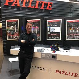 Udo Will - PATLITE Europe GmbH - Hallbergmoos