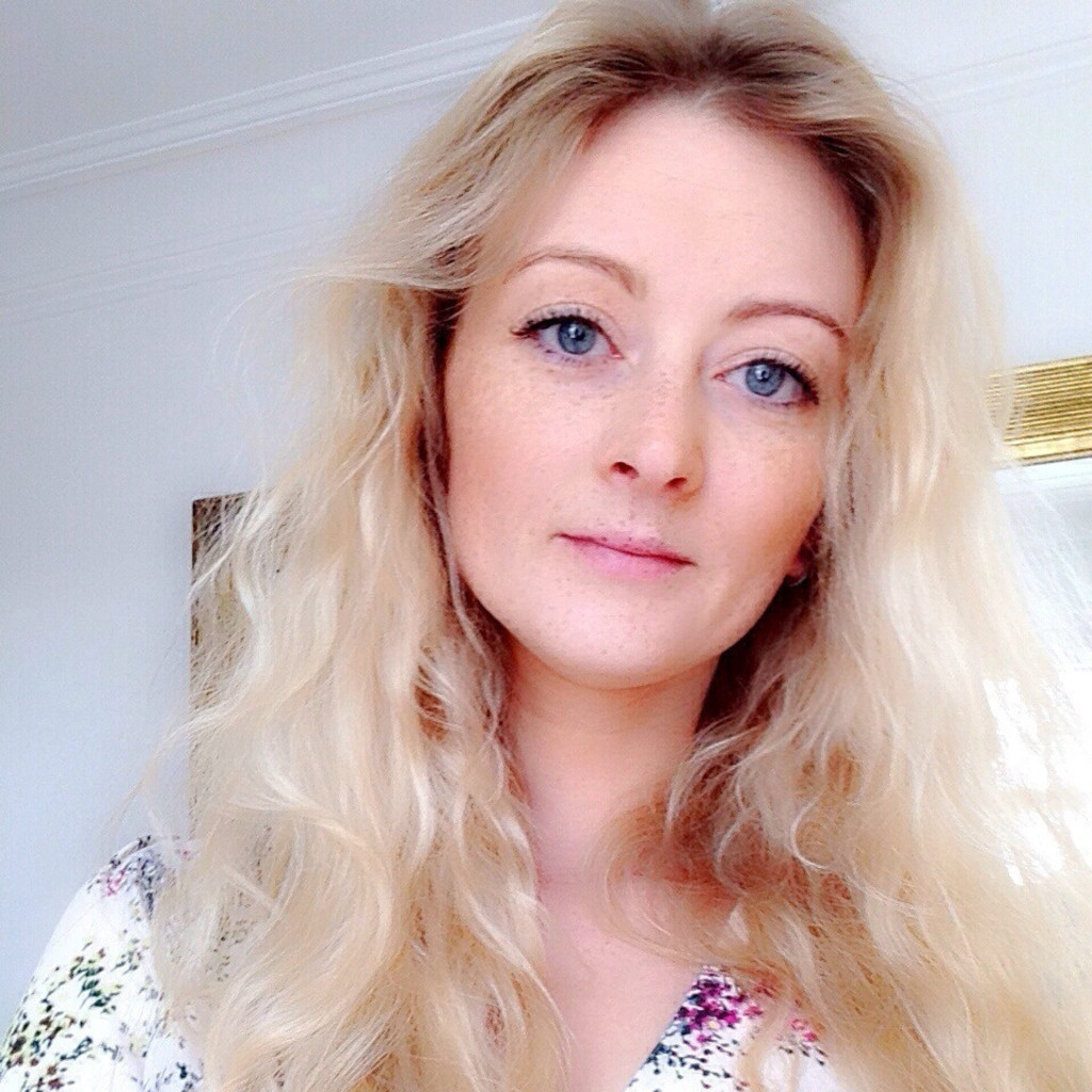 Natalia Lokhova Account Development Representative