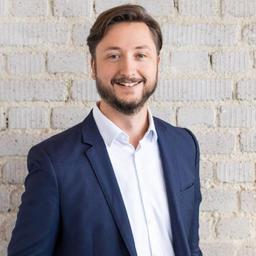 Martin Camphausen MBA - JP | KOM GmbH - Frankfurt am Main