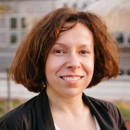 Maria Zbarskaya
