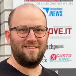 Julien Heinrich - Weser-Ith News UG - Holzminden