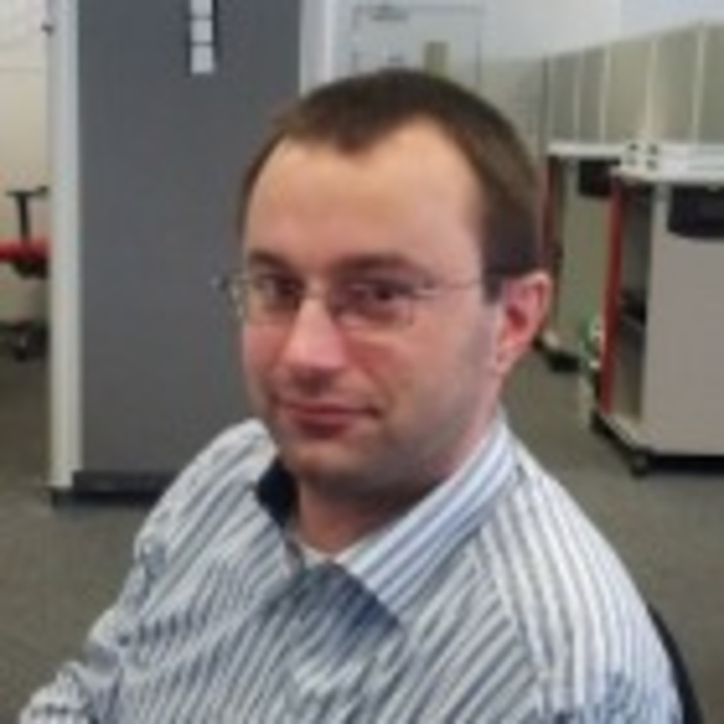 <b>Peter Magyar</b> - Senior Software Entwickler - NTT DATA Deutschland GmbH | XING - peter-magyar-foto.1024x1024