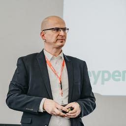 Andreas Kienbink - keyper GmbH - Wiener Neustadt