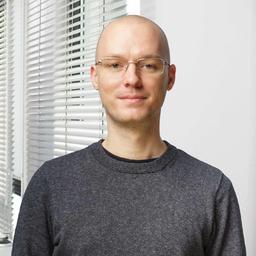 Tim Schramme - Opel Group Warehousing GmbH - Bochum