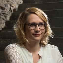 Julia Großgarten - Personal Instinkt - Rech