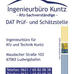 Claudius kuntz inhaber ingenieurb ro f r kfz technik kuntz xing - Ingenieurburo ludwigshafen ...