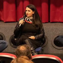 Amel Lariani - NEW NET WORK Menschenwert 5.0 - Trier
