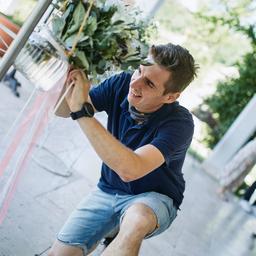 Mario Marbler - Blumen Engele - Graz