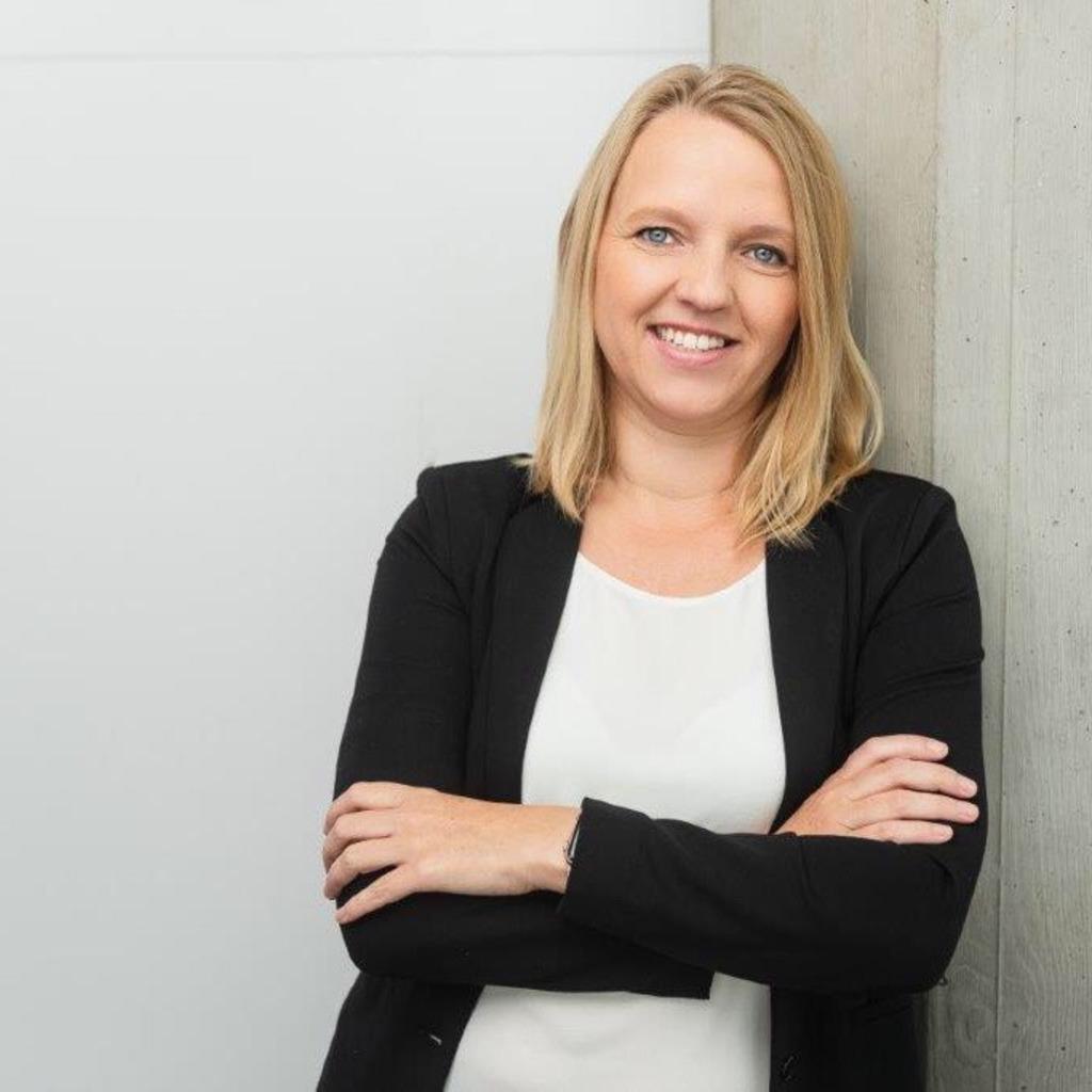 Sindy Heilmann - Geschäftsbereichsleiterin Versicherungs