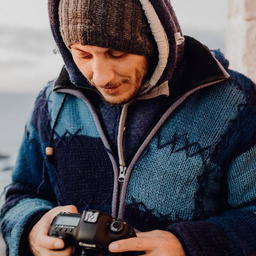 Michael 'Fertig - Fotograf und Gründer Flash Bros