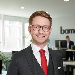 Florian Kurz - bamero AG - Konstanz