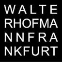 Walter Hofmann - Frankfurt