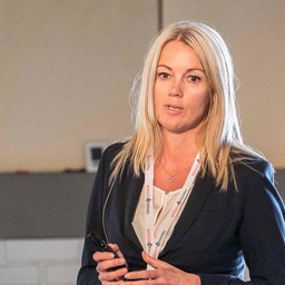 Therese Gjerde Senior Director Services And Supply Emea