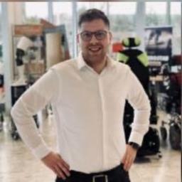 Lukas Hinkel - Meyra GmbH - Kalletal